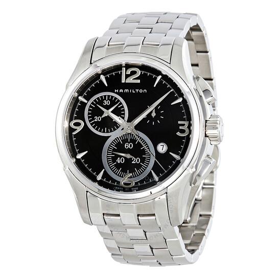 Hamilton Jazzmaster Chronograph Men's Watch H32612135   Joma Shop