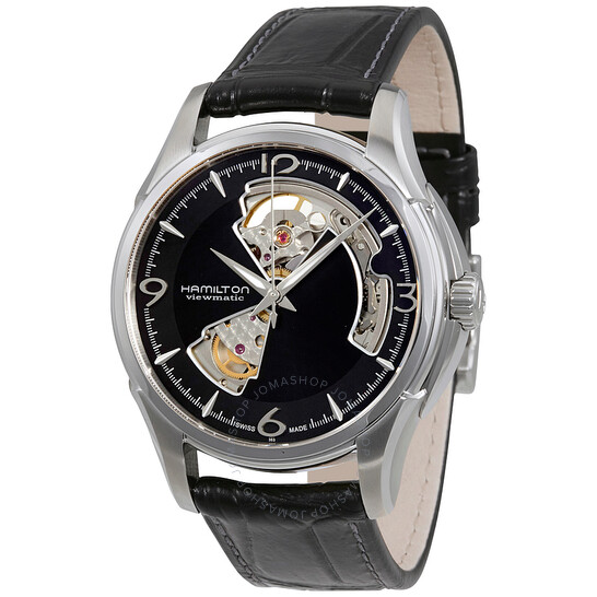 Hamilton Jazzmaster Open Heart Automatic Men's Watch H32565735 | Joma Shop