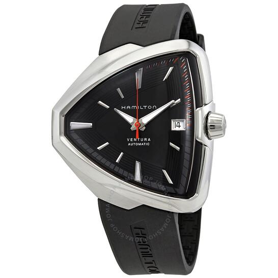 Hamilton Ventura Elvis80 Automatic Asymmetric Men's Watch H24555331 | Joma Shop
