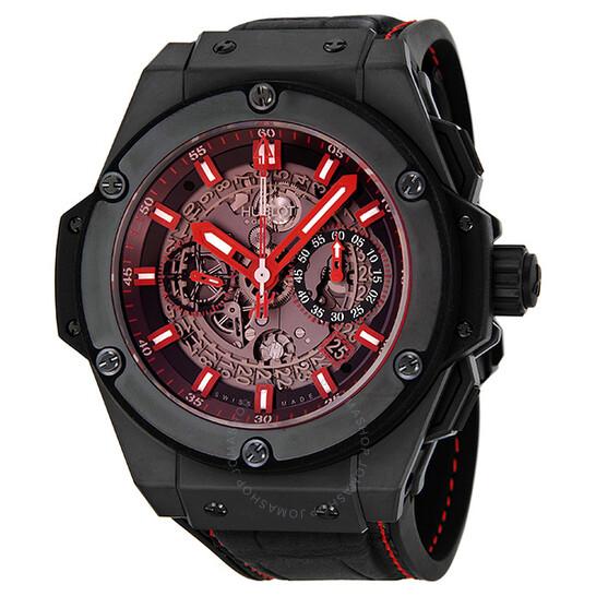 Hublot Big Bang King Power Red Magic Automatic Men's Watch 701.CI.1123.GR   Joma Shop