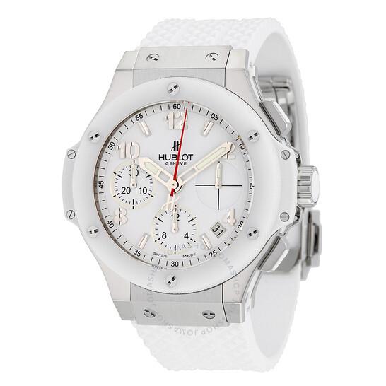 Hublot Big Bang Steel White Automatic White Dial Men's Watch 342.SE.230.RW | Joma Shop