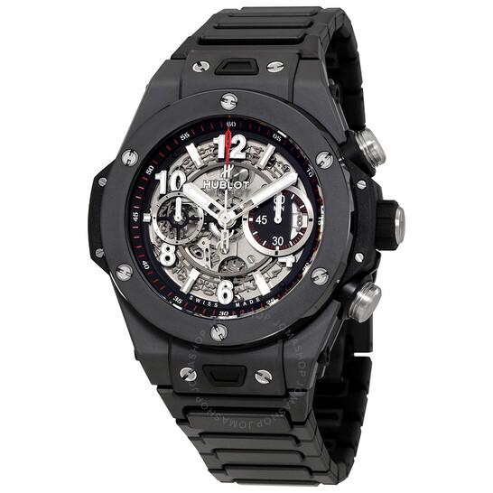 Hublot Big Bang Unico Skeleton Dial Automatic Men's Watch 411.CI.1170.CI | Joma Shop