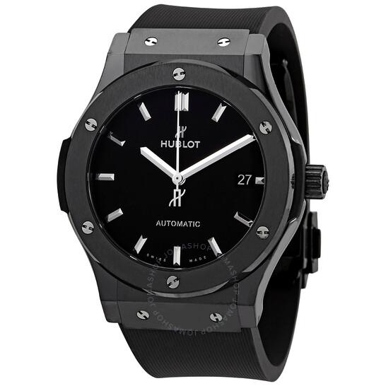 Hublot Classic Fusion Automatic Black Dial Men's Watch 511.CM.1171.RX   Joma Shop