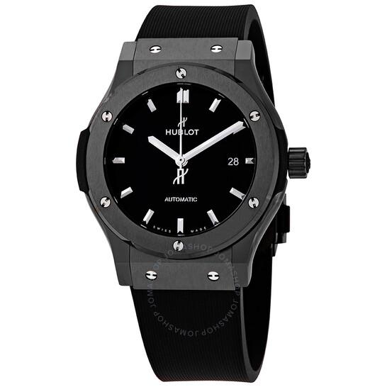 Hublot Classic Fusion Automatic Black Dial Men's Watch 542.CM.1171.RX   Joma Shop