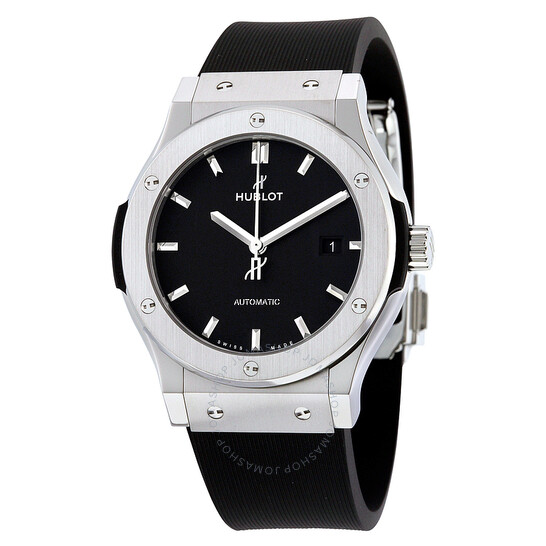 Hublot Classic Fusion Automatic Black Dial Men's Watch 542NX1171RX | Joma Shop