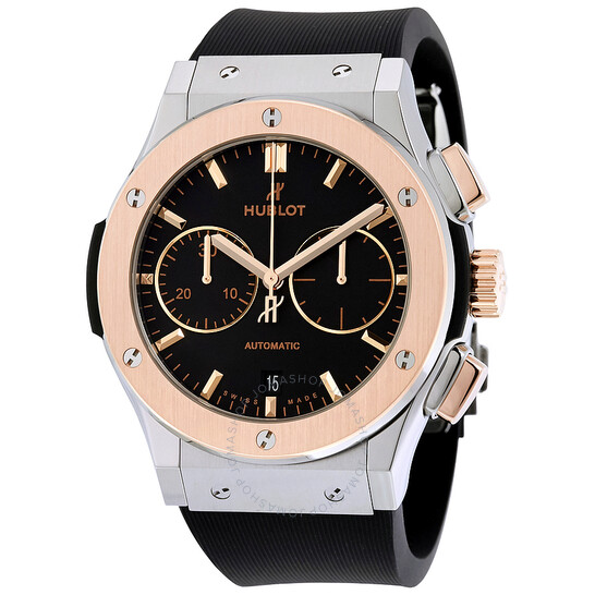 Hublot Classic Fusion Automatic Chronograph Men's Watch 521.NO.1181.RX | Joma Shop