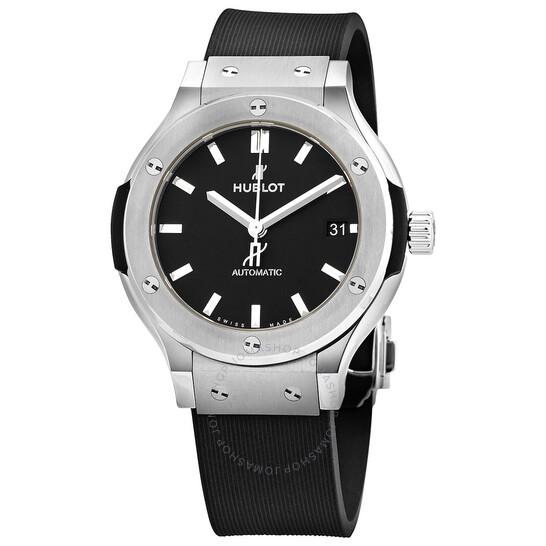 Hublot Classic Fusion Automatic Black Dial Men's Watch 565.NX.1171.RX | Joma Shop