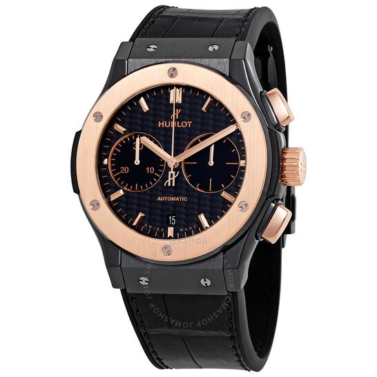 Hublot Classic Fusion Chronograph Automatic Men's Watch 521.CO.1781.LR | Joma Shop