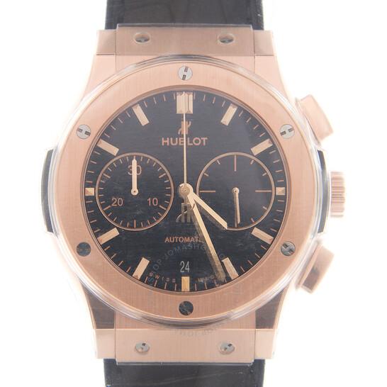 Hublot Classic Fusion Mat Black Dial Automatic Men's Chronograph Watch 521.OX.1181.LR   Joma Shop