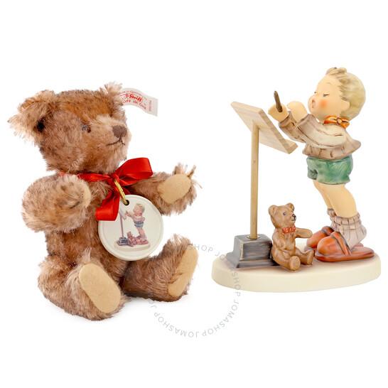 Hummel Little Maestro with Steif Bear 151515   Joma Shop