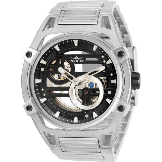 Invicta Akula Automatic Black Dial Men's Watch 32360   Joma Shop
