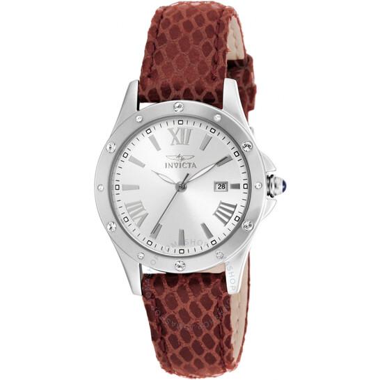 Invicta Angel Silver Dial Ladies Watch 14319 | Joma Shop