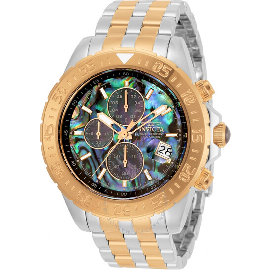 Invicta Aviator Alarm Chronograph Quartz Men's Watch 33577 | Joma Shop