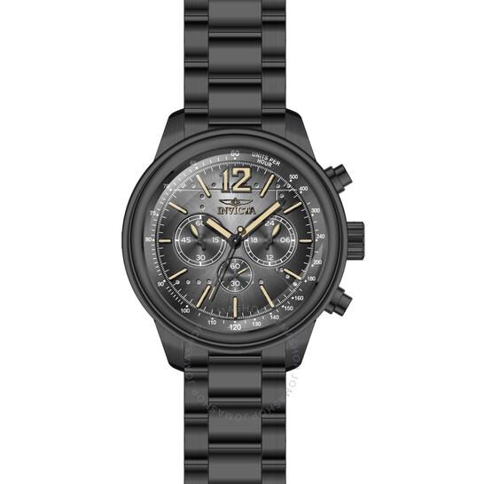 Invicta Aviator Chronograph Black Dial Men's Watch 28899 | Joma Shop