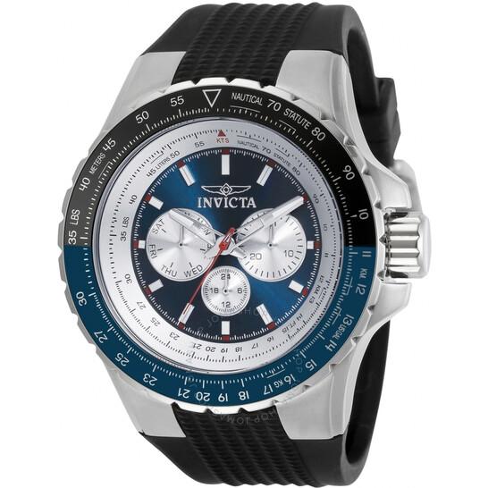 Invicta Aviator Quartz Batman Bezel Men's Watch 32916 | Joma Shop