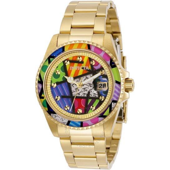 Invicta Britto Quartz Ladies Watch 32412 | Joma Shop
