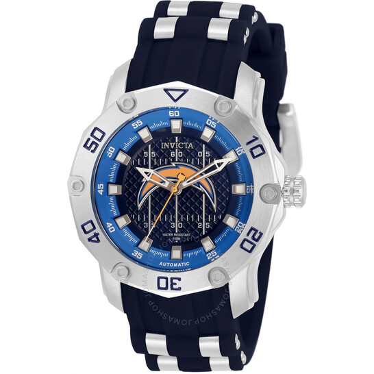 Invicta NFL Los Angeles Chargers Automatic Ladies Watch 32889   Joma Shop