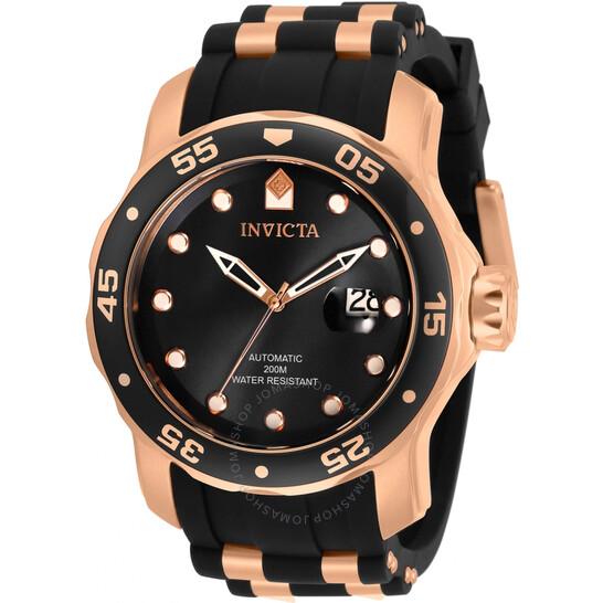 Invicta Pro Diver Automatic Black Dial Men's Watch 33340 | Joma Shop
