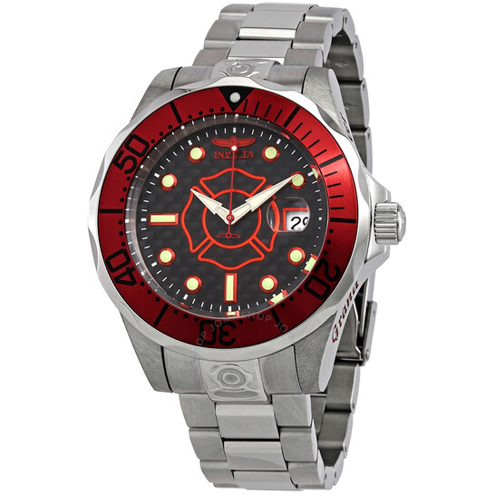 Invicta Pro Diver Automatic Black Dial Stainless Steel Men's Watch 23148   Joma Shop