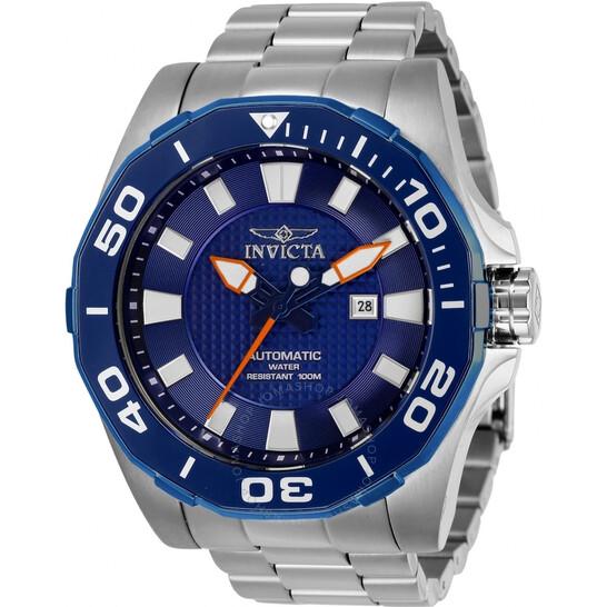 Invicta Pro Diver Automatic Blue Dial Men's Watch 30509   Joma Shop