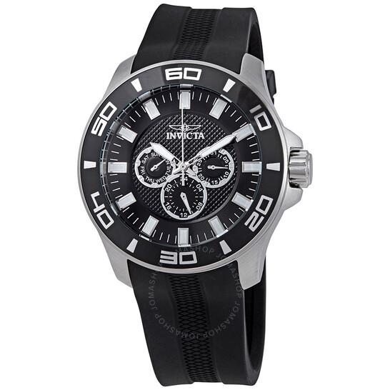 Invicta Pro Diver Black Dial Men's Watch 28000   Joma Shop