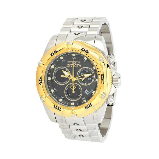 Invicta Pro Diver Chronograph Quartz Black Dial Men's Watch 31604   Joma Shop