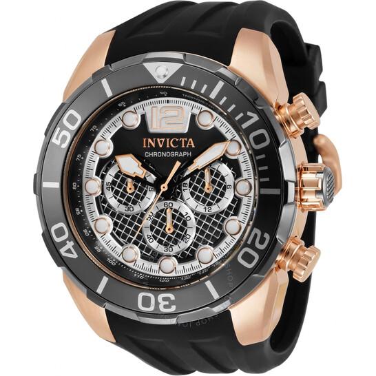 Invicta Pro Diver Chronograph Quartz Men's Watch 33822   Joma Shop