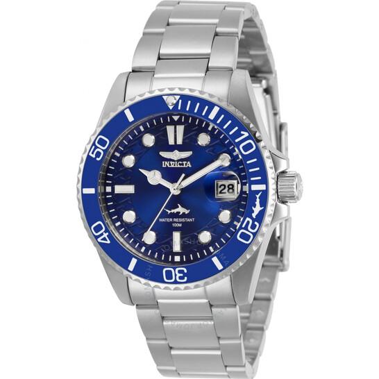 Invicta Pro Diver Quartz Blue Dial Ladies Watch 30480 | Joma Shop