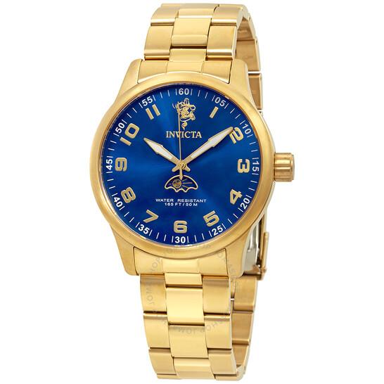 Invicta Sea Base Blue Dial Men's Watch 23824   Joma Shop