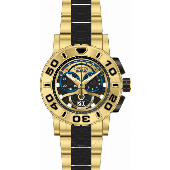 Invicta SHAQ Chronograph Quartz Men's Watch 33762   Joma Shop
