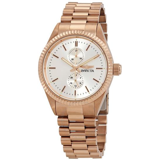 Invicta Specialty Silver Dial Men's Watch 29433   Joma Shop