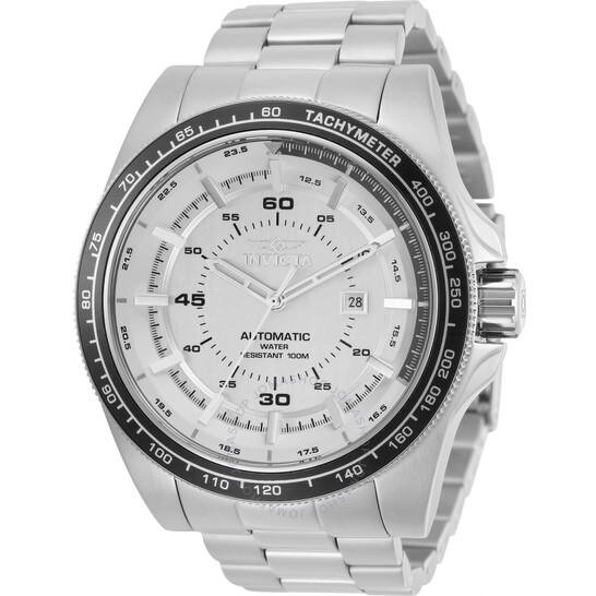 Invicta Speedway Automatic Silver Dial Men's Watch 30517 | Joma Shop