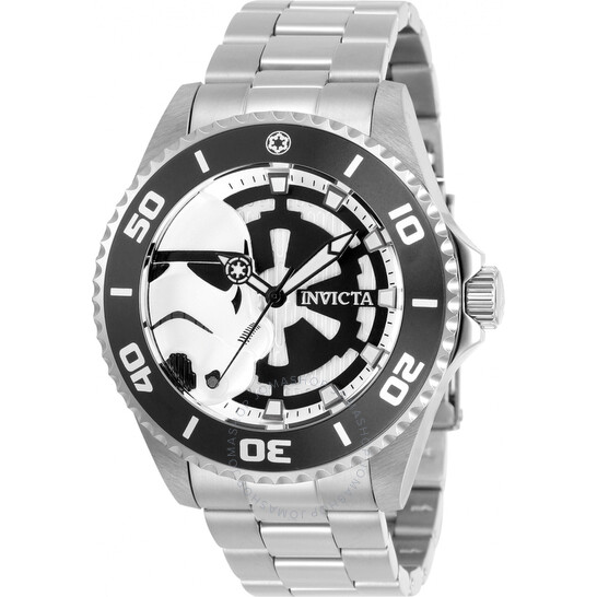 Invicta Star Wars Stormtrooper Quartz Men's Watch 31242 | Joma Shop