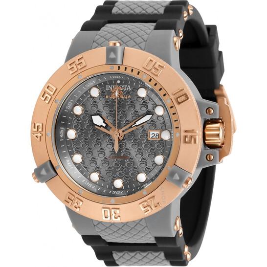 Invicta Subaqua Automatic Dark Grey Dial Men's Watch 31725 | Joma Shop