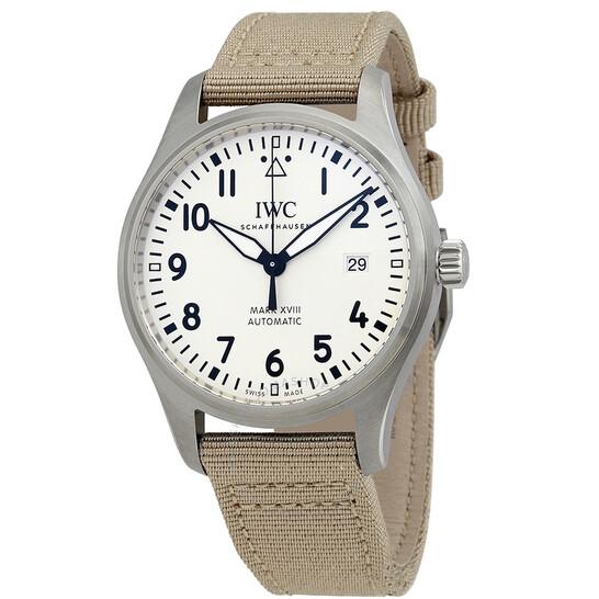 Iwc Pilot's Mark XVIII Automatic Men's Watch IW327017 | Joma Shop