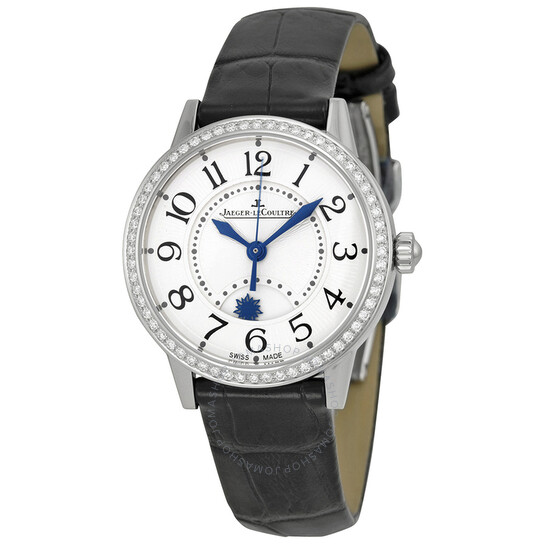 Jaeger Lecoultre Rendez-Vous Night and Day Diamond Ladies Watch Q3468421 | Joma Shop