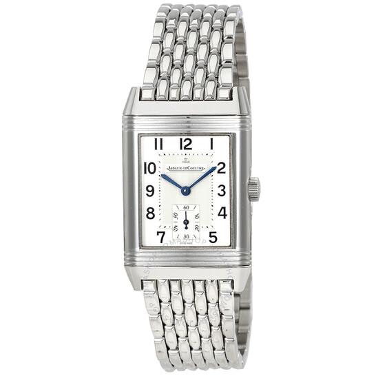 Jaeger Lecoultre Reverso Grande Taille Silver Dial Men's Watch Q2708110 | Joma Shop