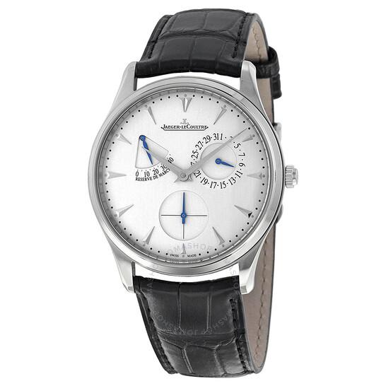 Jaeger Lecoultre Ultra Thin Reserve de Marche Automatic Men's Watch Q1378420 | Joma Shop