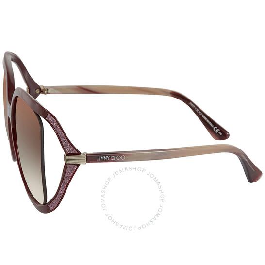 Jimmy Choo TILDA/G/S | Sunglasses: EZContacts.com