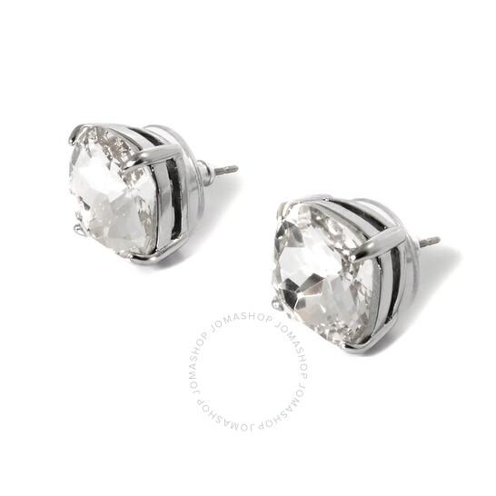 Kate Spade Ladies Small Square Silver Studs | Joma Shop