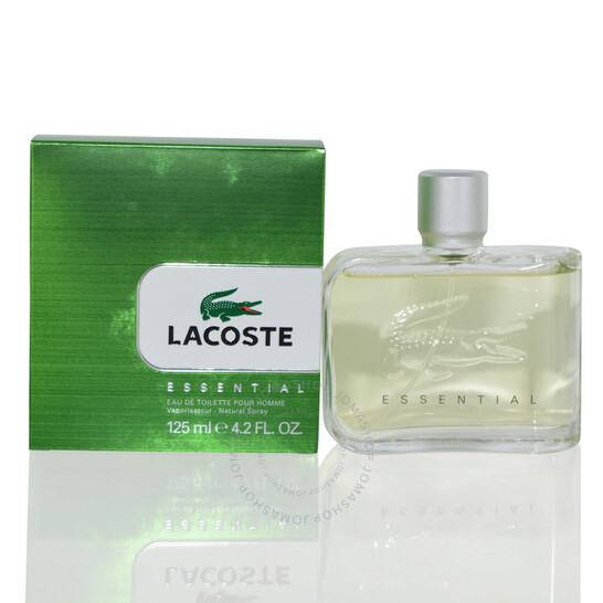 Lacoste Essential / Lacoste EDT Spray 4.2 oz (125 ml) (m) | Joma Shop
