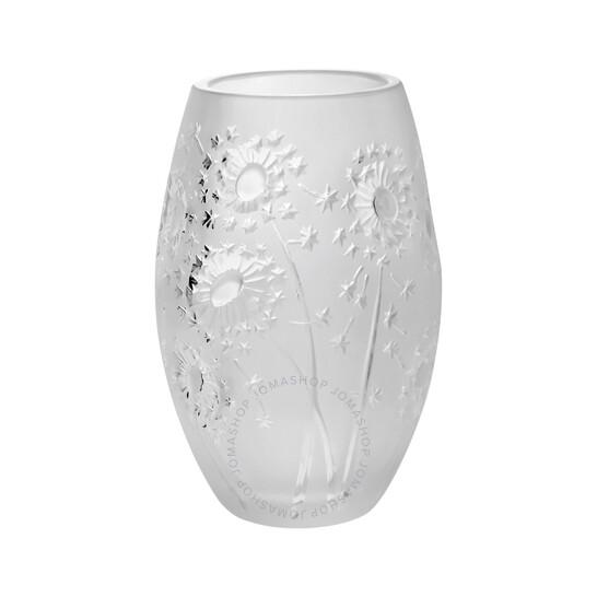 Lalique Bucolique Vase 10376600   Joma Shop