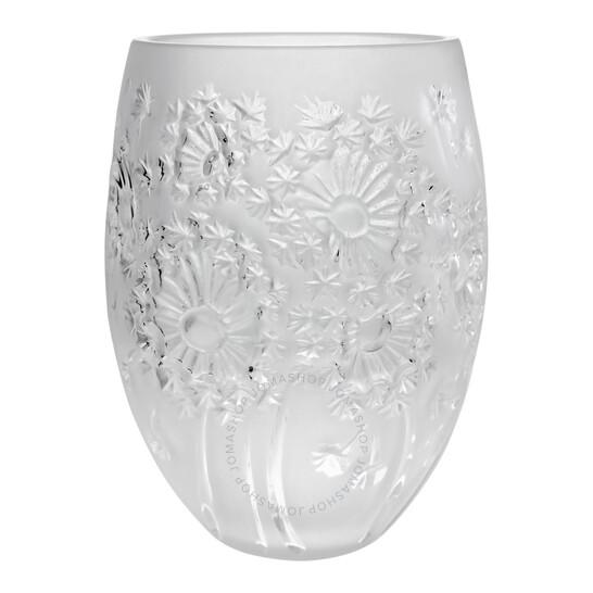 Lalique Bucolique Vase 10376700   Joma Shop