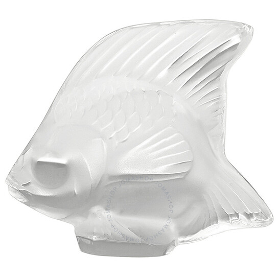 Lalique Clear Fish Poisson Clear 30000 | Joma Shop