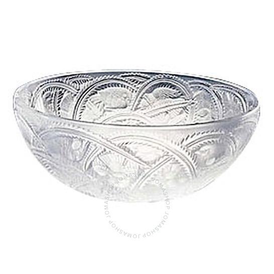 Lalique Crystal Pinsons Bowl 1101600 | Joma Shop