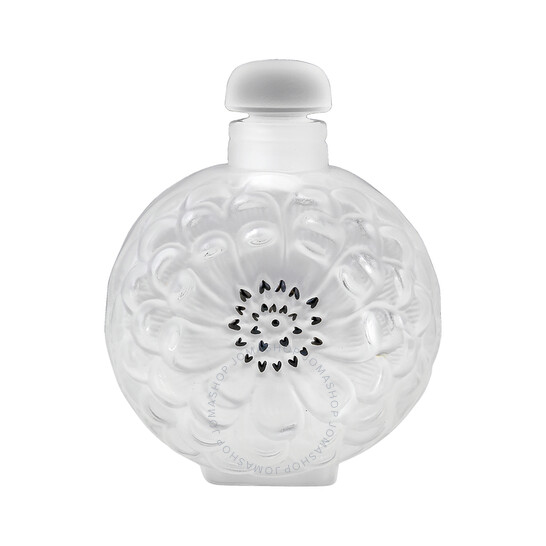 Lalique Dahlia Clear Crystal Perfume Bottle No. 4 1135300 | Joma Shop