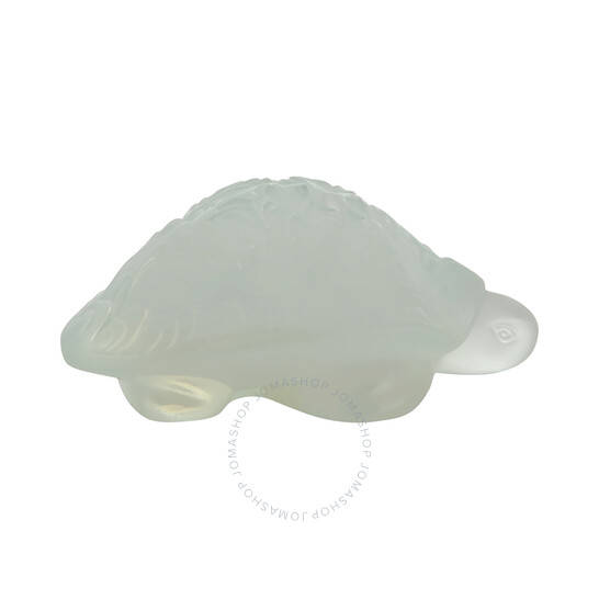 Lalique Figurine Opalescent Sidonie Turtle 1214400 | Joma Shop