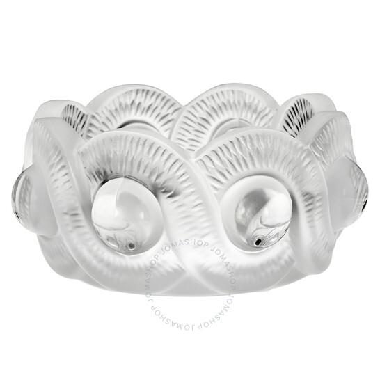 Lalique Gao Ashtray 1072600   Joma Shop