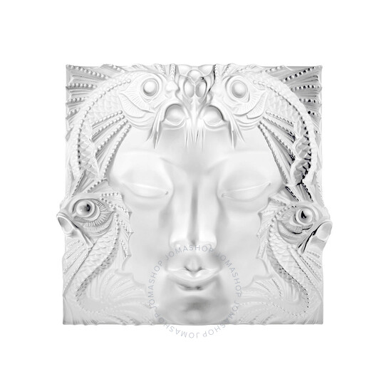 Lalique Masked Pham Woman Mask On Stand 1164500   Joma Shop
