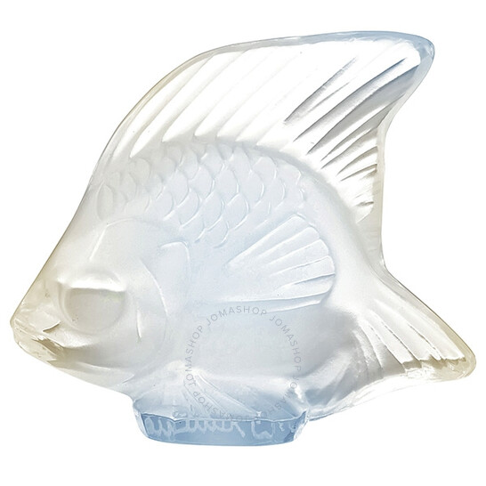 Lalique Opalescent Crystal Fish 3001300   Joma Shop